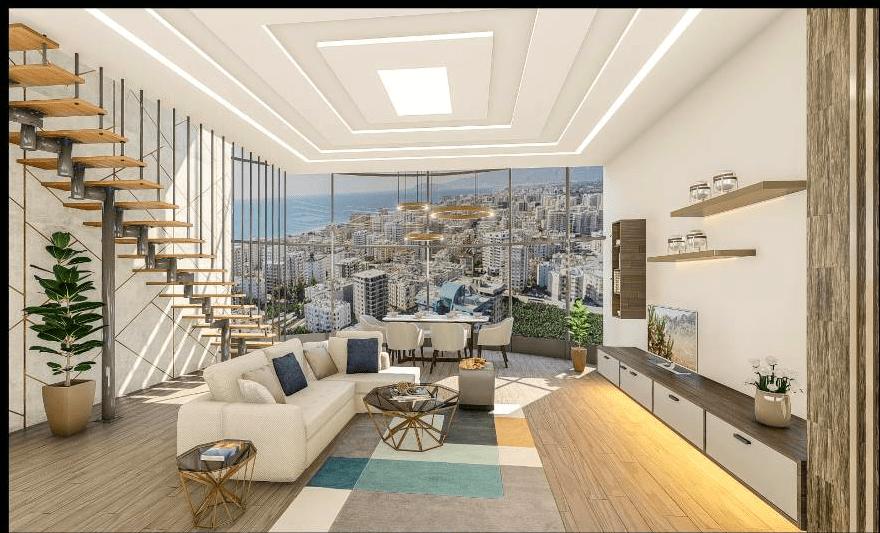 Cовременный жилой комплекс с апартаментами в стиле Loft в самом центре Махмутлара - Фото 17