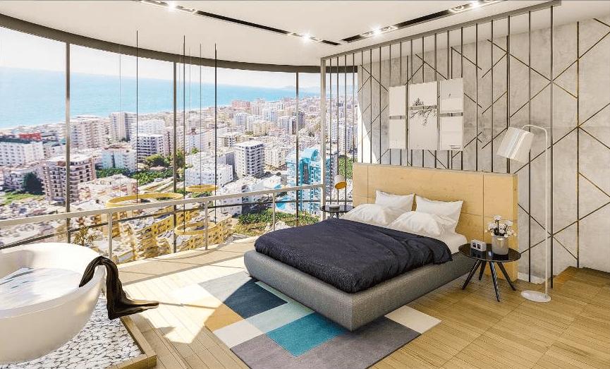Cовременный жилой комплекс с апартаментами в стиле Loft в самом центре Махмутлара - Фото 20