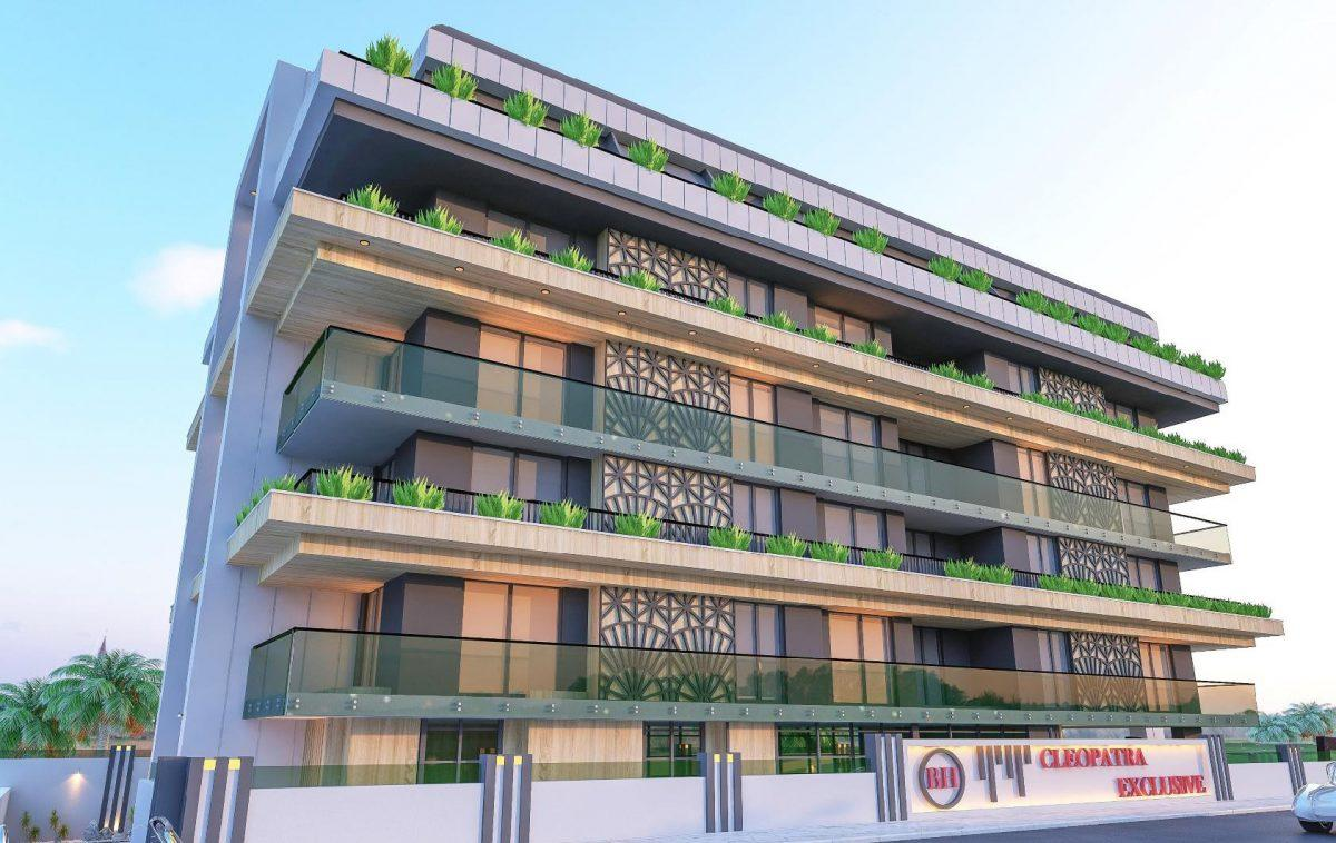Просторные апартаменты рядом с пляжем Клеопатра - Фото 1