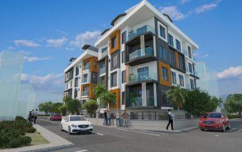 THE GATE престижный жилой комплекс в самом центре Алании