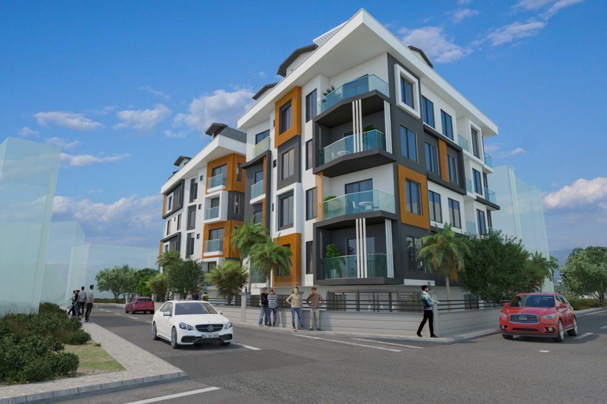 THE GATE престижный жилой комплекс в самом центре Алании - Фото 1
