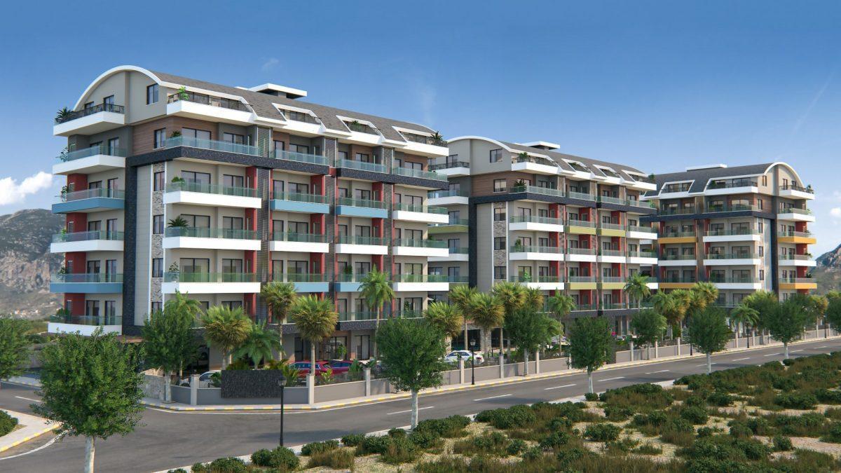 Новый жилой комплекс с инфраструктурой в живописном районе Каргыджак - Фото 1