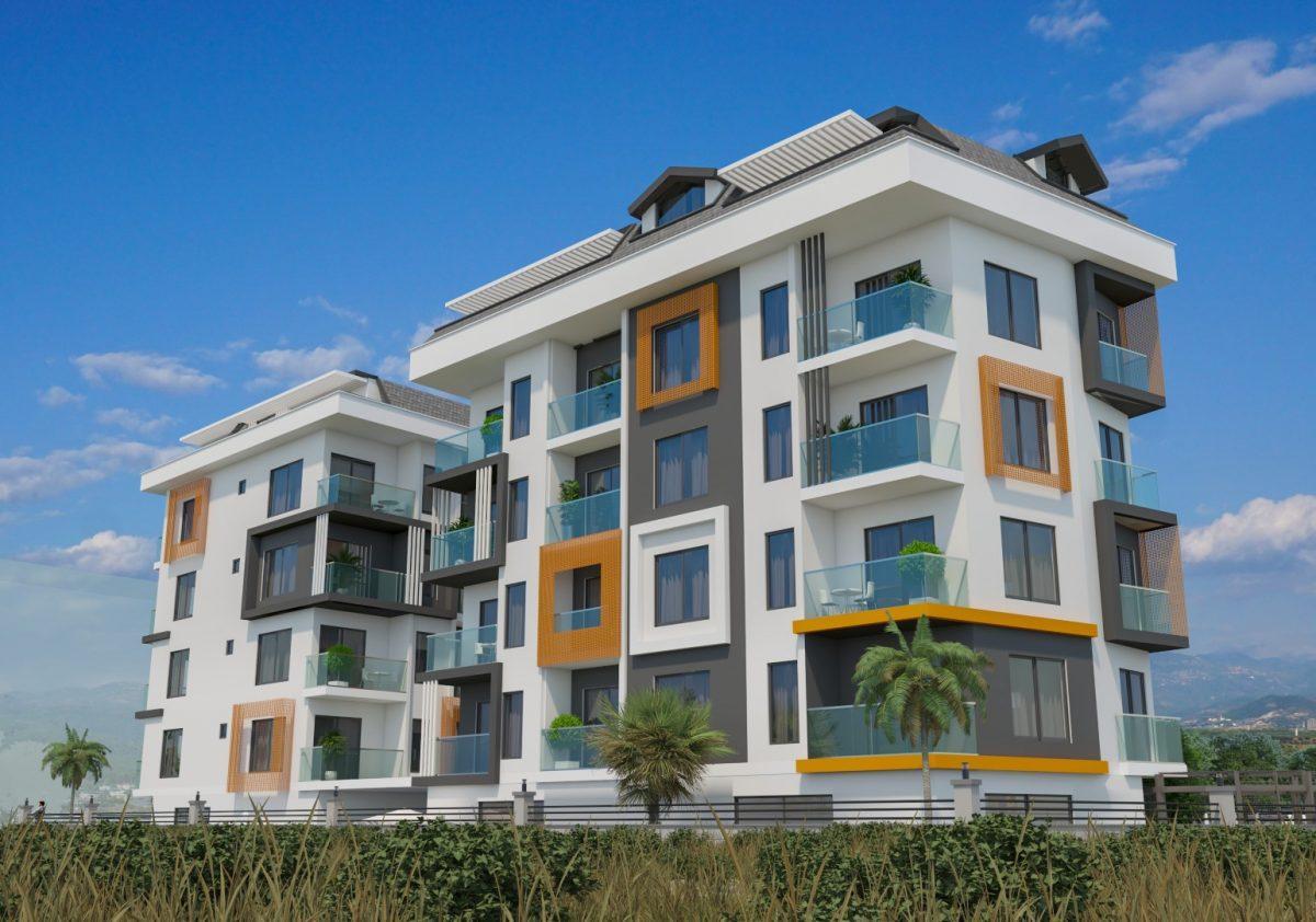 THE GATE престижный жилой комплекс в самом центре Алании - Фото 2