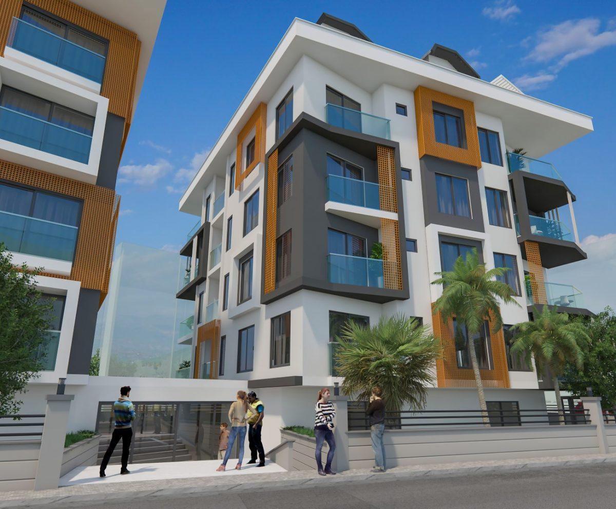 THE GATE престижный жилой комплекс в самом центре Алании - Фото 3