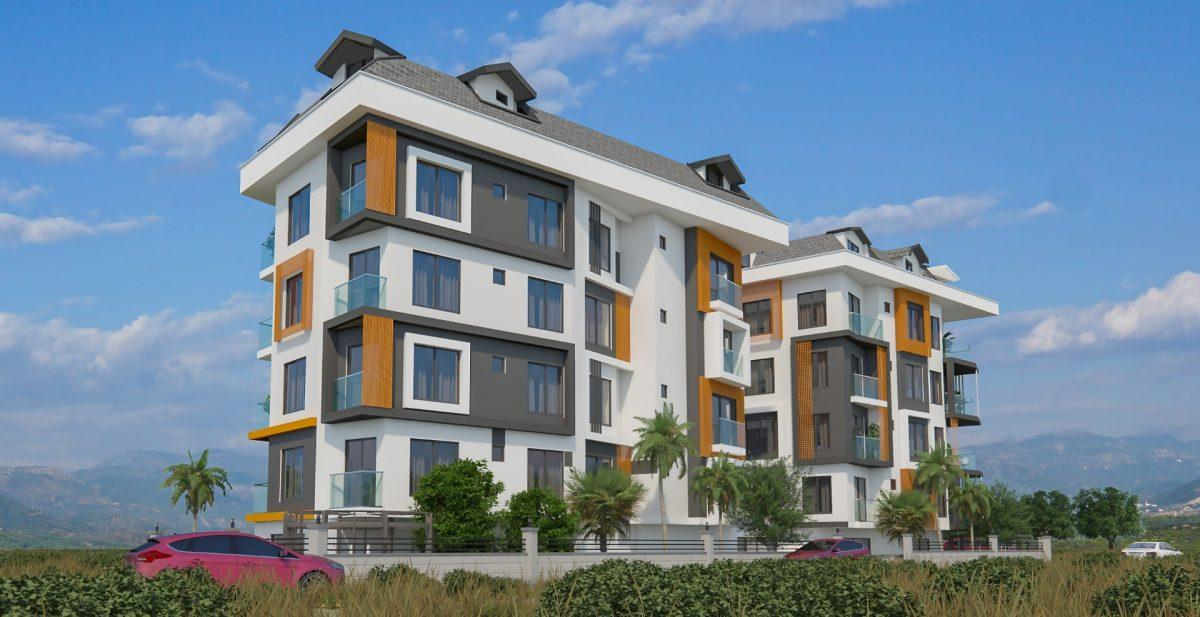 THE GATE престижный жилой комплекс в самом центре Алании - Фото 4