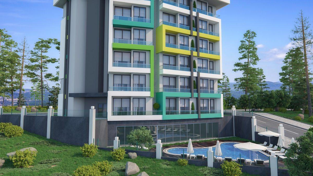 Жилой комплекс в спальном районе Авсаллар - Фото 4