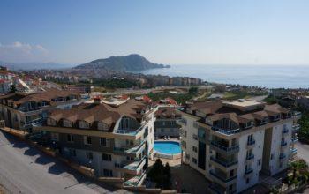 Жилой комплекс в 300 метрах от пляжа Клеопатра