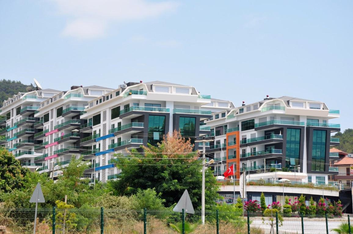 Жилой комплекс с видовыми квартирами на море, Каргыджак - Фото 3