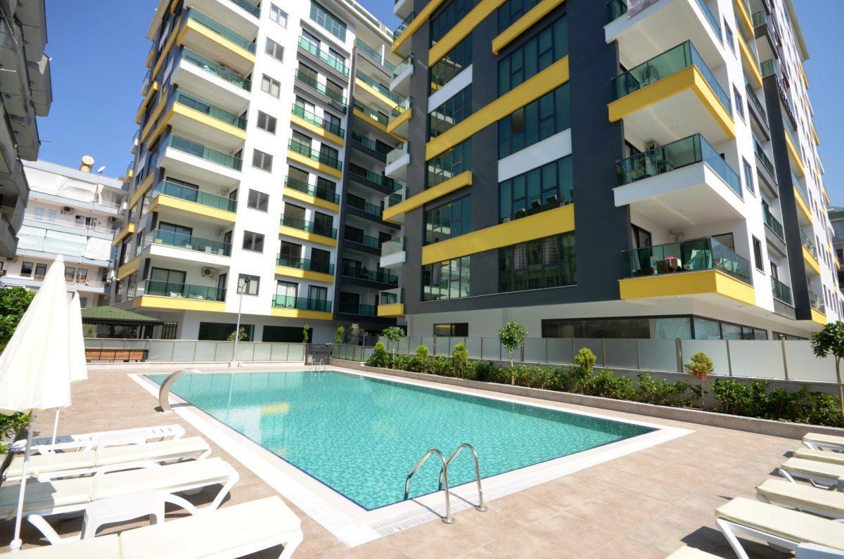 Четырехкомнатные апартаменты в центре Алании, рядом с популярными торговыми центрами  - Фото 2
