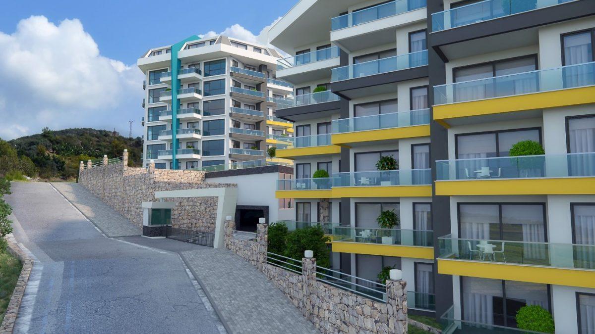 Грандиозный жилой комплекс, площадью 25.000м2, на первой береговой линии с приватным пляжем  - Фото 7