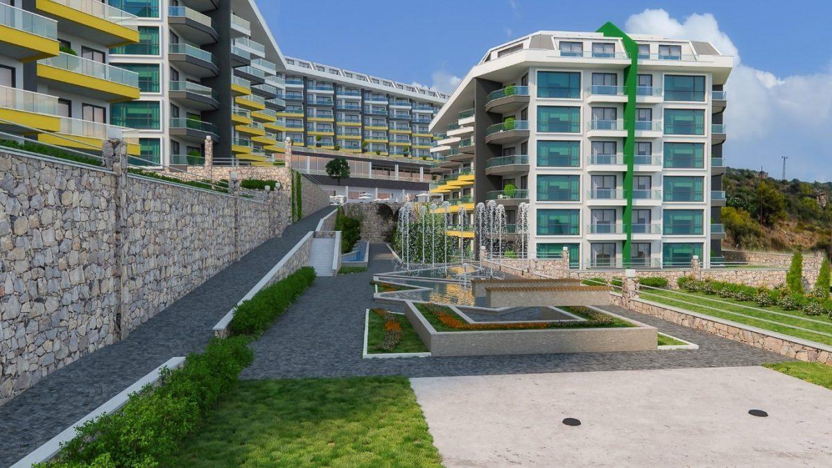 Грандиозный жилой комплекс, площадью 25.000м2, на первой береговой линии с приватным пляжем  - Фото 6