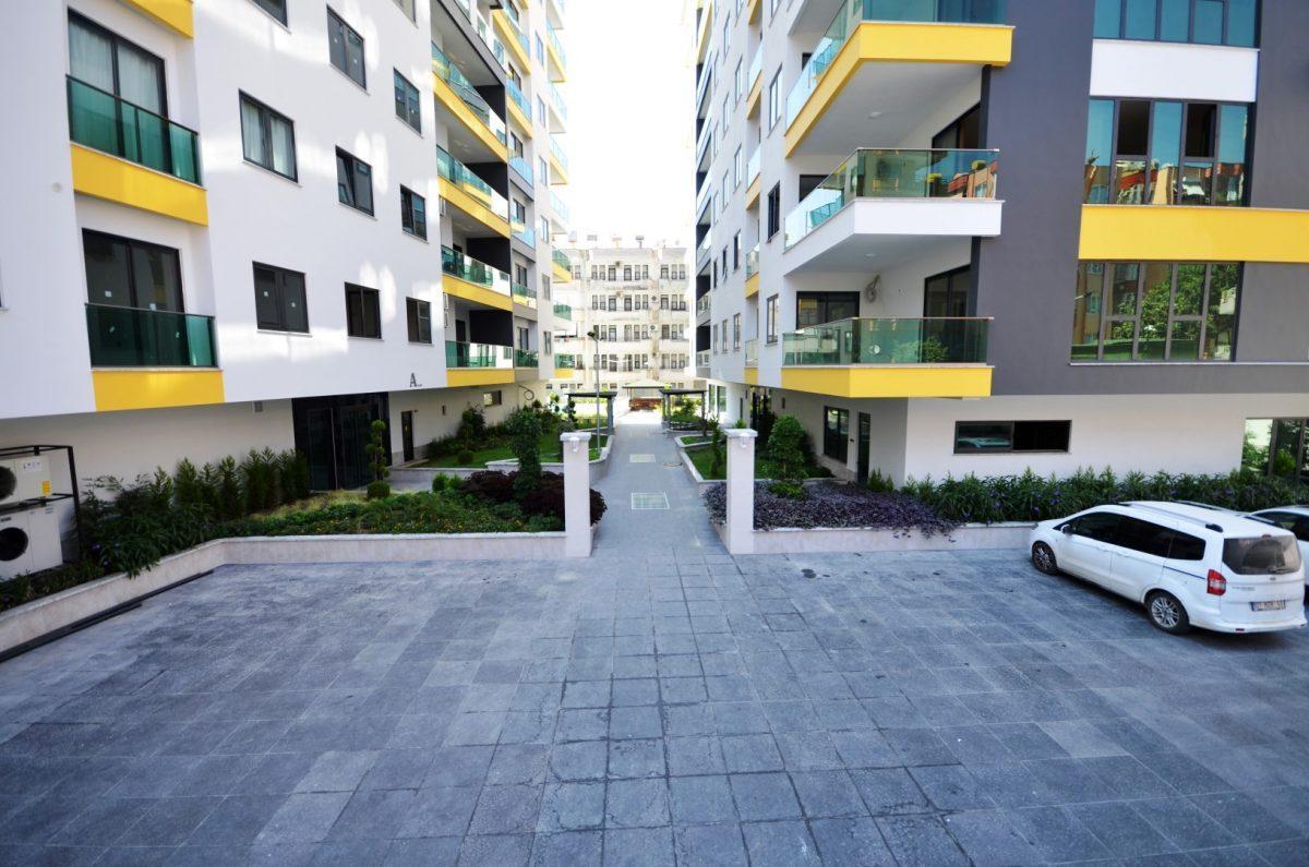Четырехкомнатные апартаменты в центре Алании, рядом с популярными торговыми центрами  - Фото 5