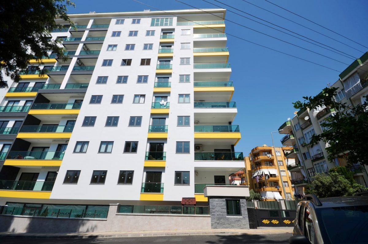 Четырехкомнатные апартаменты в центре Алании, рядом с популярными торговыми центрами  - Фото 4