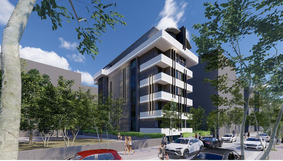 Новый элитный комплекс CİTY 7 в Центре Алании - Фото 1
