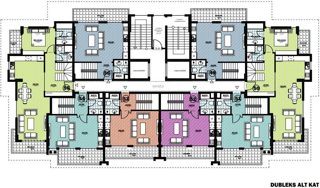 Стартовало строительство нового жилого комплекса в районе Авсаллар - Фото 19