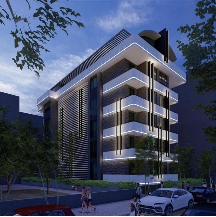 Новый элитный комплекс CİTY 7 в Центре Алании - Фото 4
