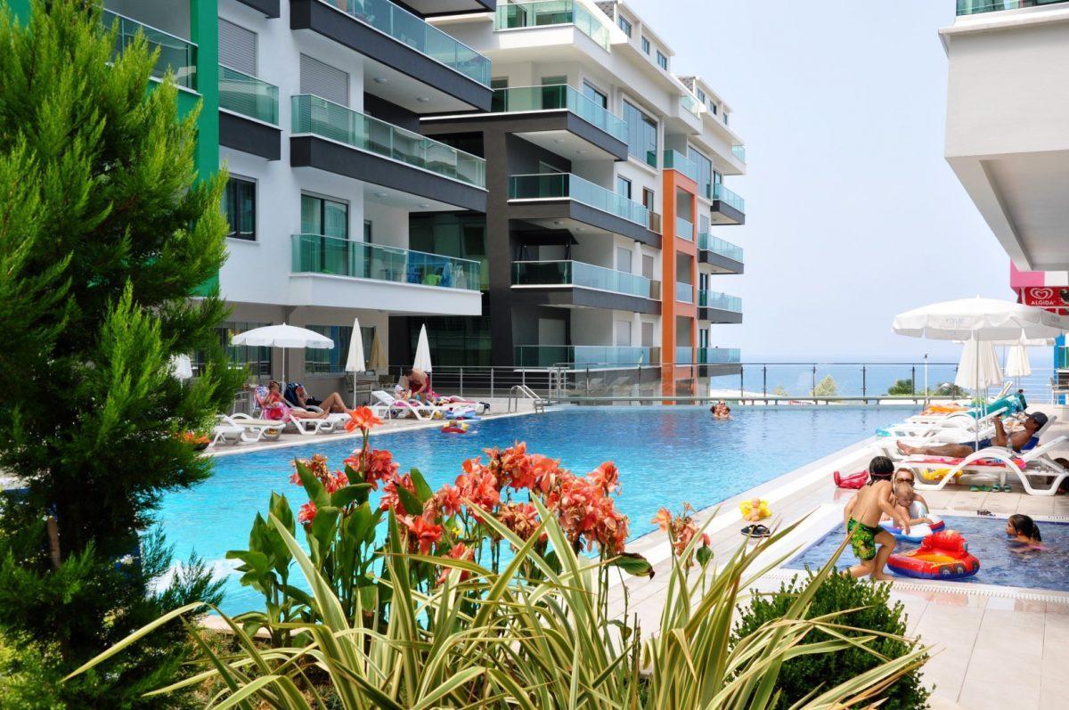 Жилой комплекс с видовыми квартирами на море, Каргыджак - Фото 4