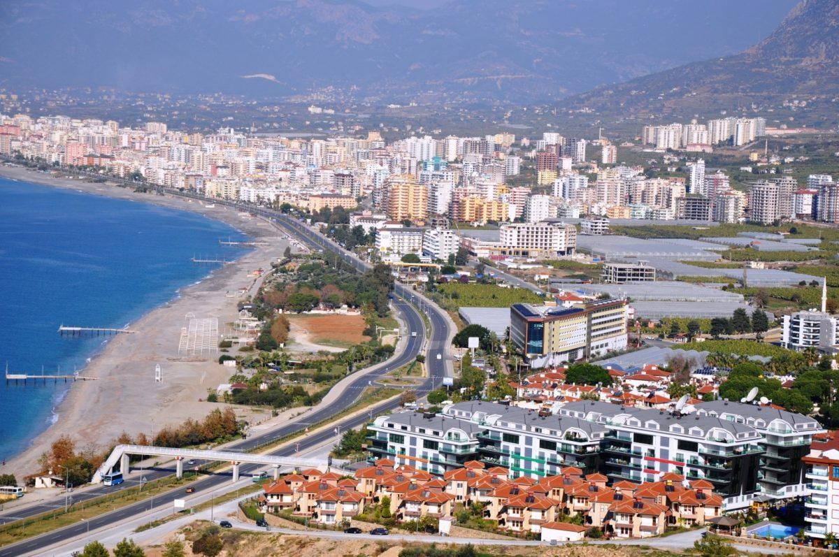 Жилой комплекс с видовыми квартирами на море, Каргыджак - Фото 14