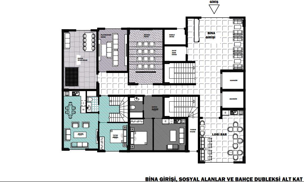 Стартовало строительство нового жилого комплекса в районе Авсаллар - Фото 21
