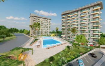 Масштабный жилой комплекс в тихом районе Авсаллар