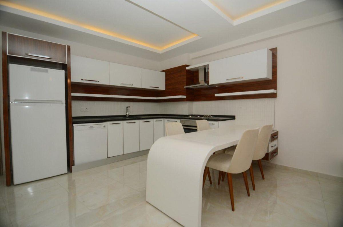 Квартиры в готовом комплексе в районе Махмутлар - Фото 12