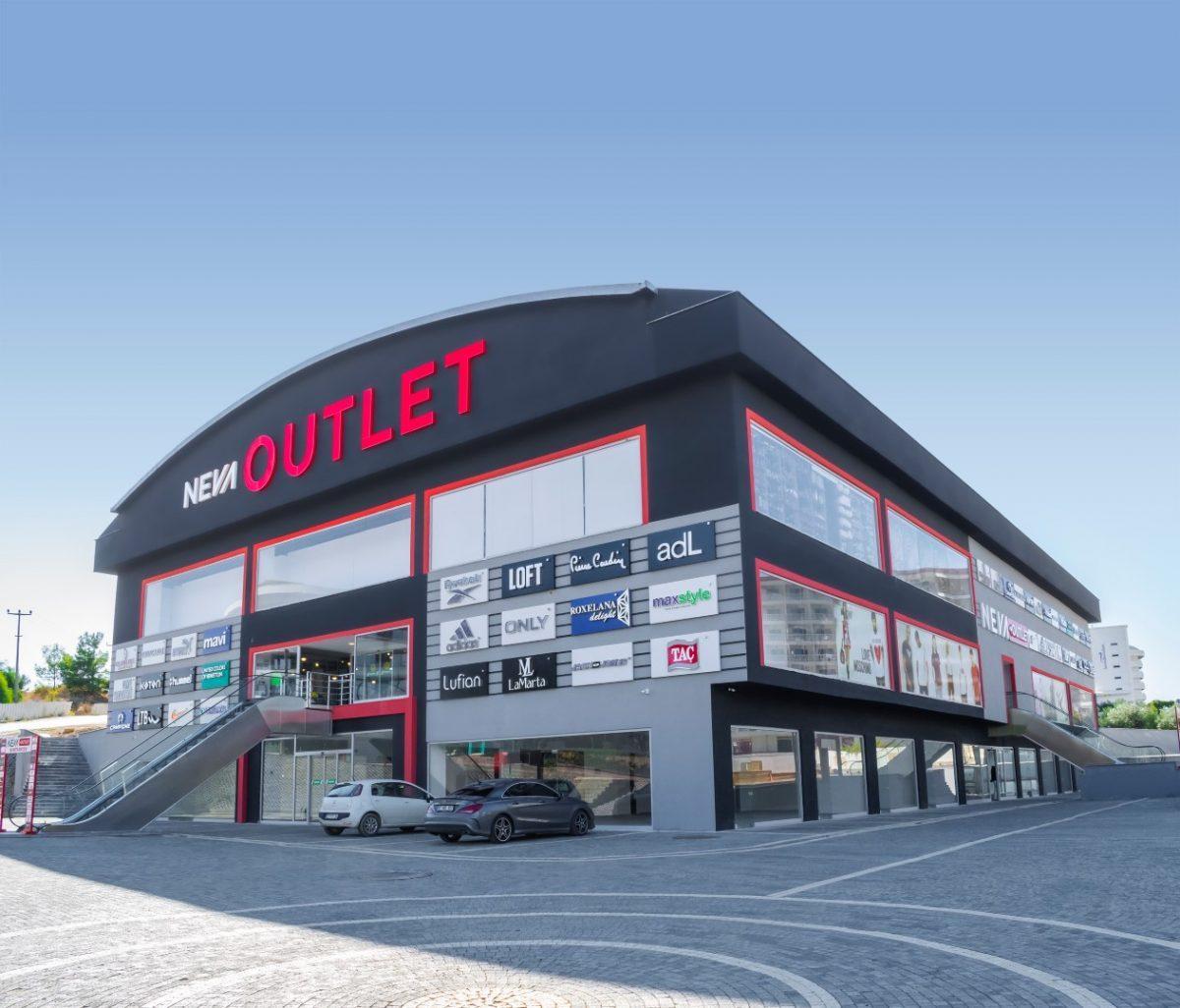 Торговые площади в OUTLET LUKA BAZAAR с гарантированным доходом в евро на 12 лет - Фото 1