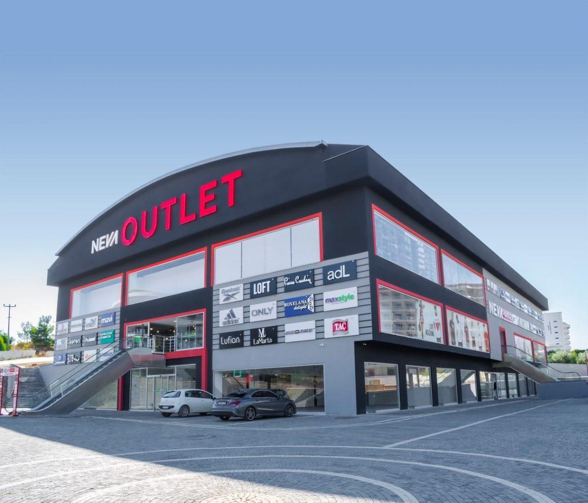 Торговые площади в OUTLET LUKA BAZAAR с гарантированным доходом в евро на 12 лет