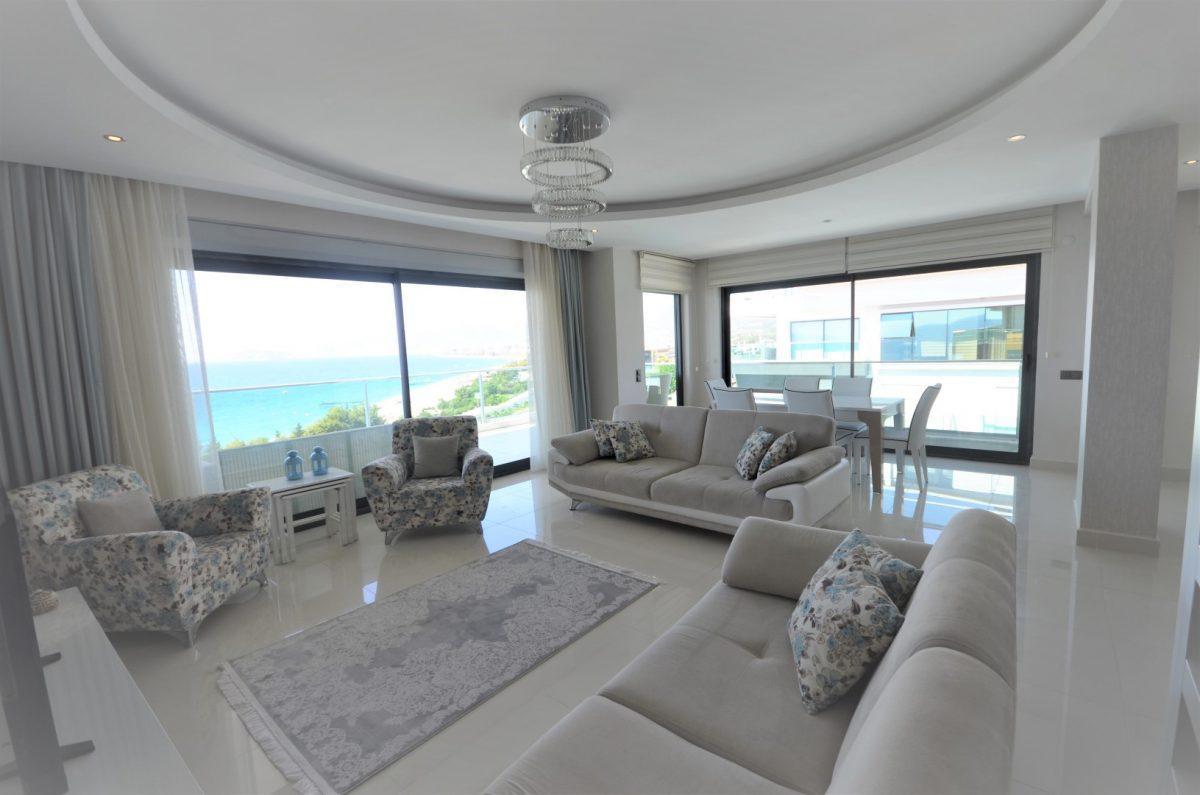 Жилой комплекс с видовыми квартирами на море, Каргыджак - Фото 17