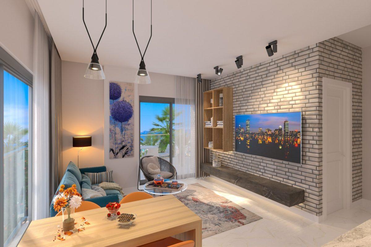 Новый жилой комплекс в элитном и чистом районе Каргыджак - Фото 10