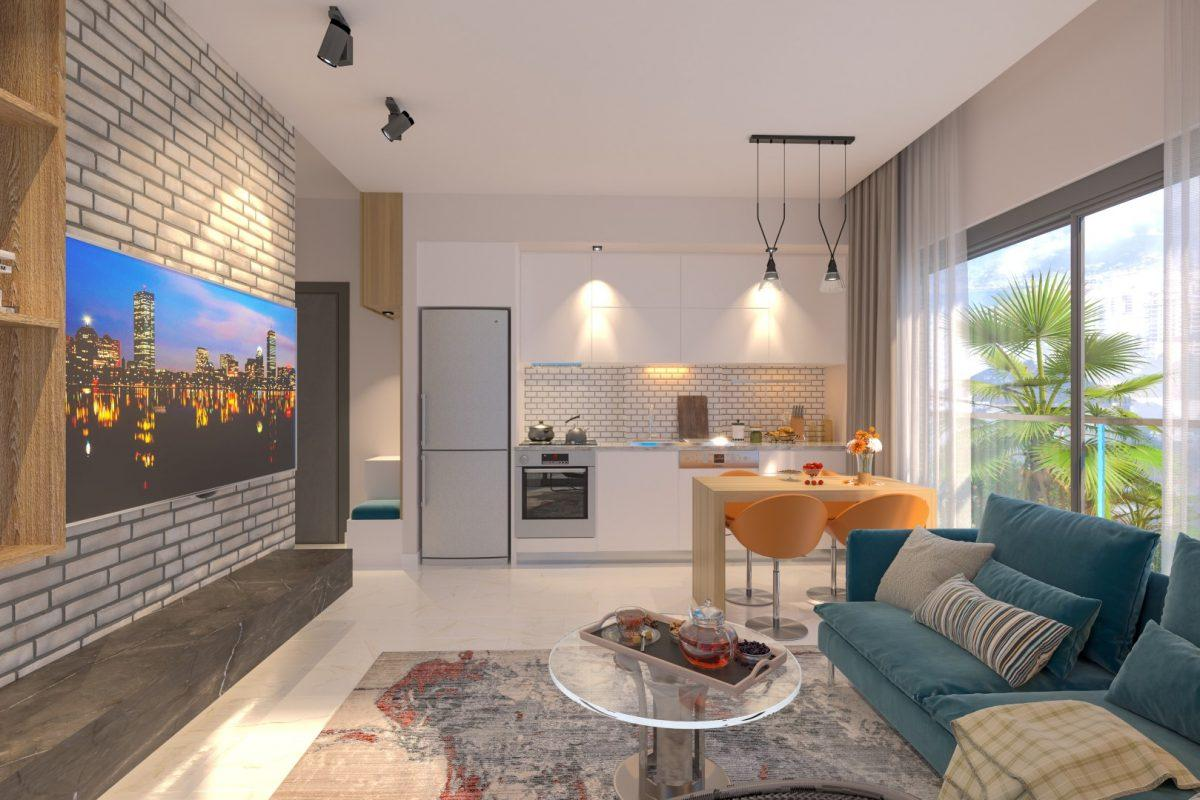 Новый жилой комплекс в элитном и чистом районе Каргыджак - Фото 11