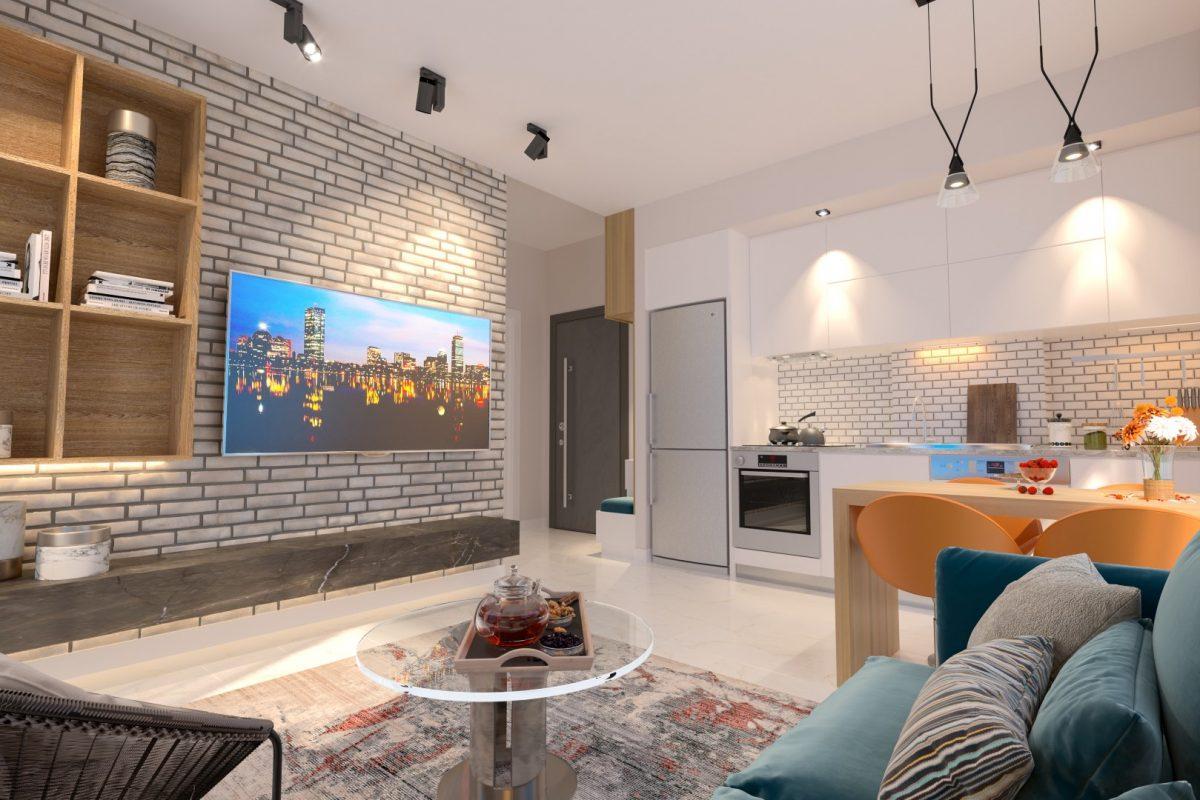 Новый жилой комплекс в элитном и чистом районе Каргыджак - Фото 12