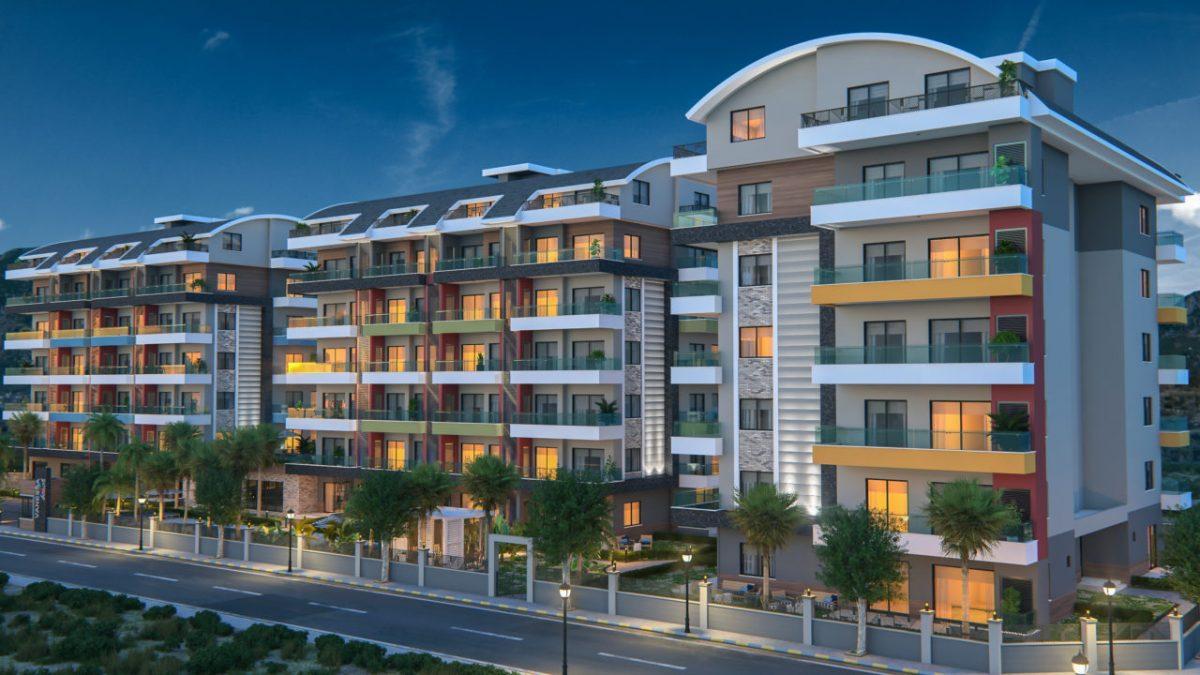 Новый жилой комплекс с инфраструктурой в живописном районе Каргыджак - Фото 4