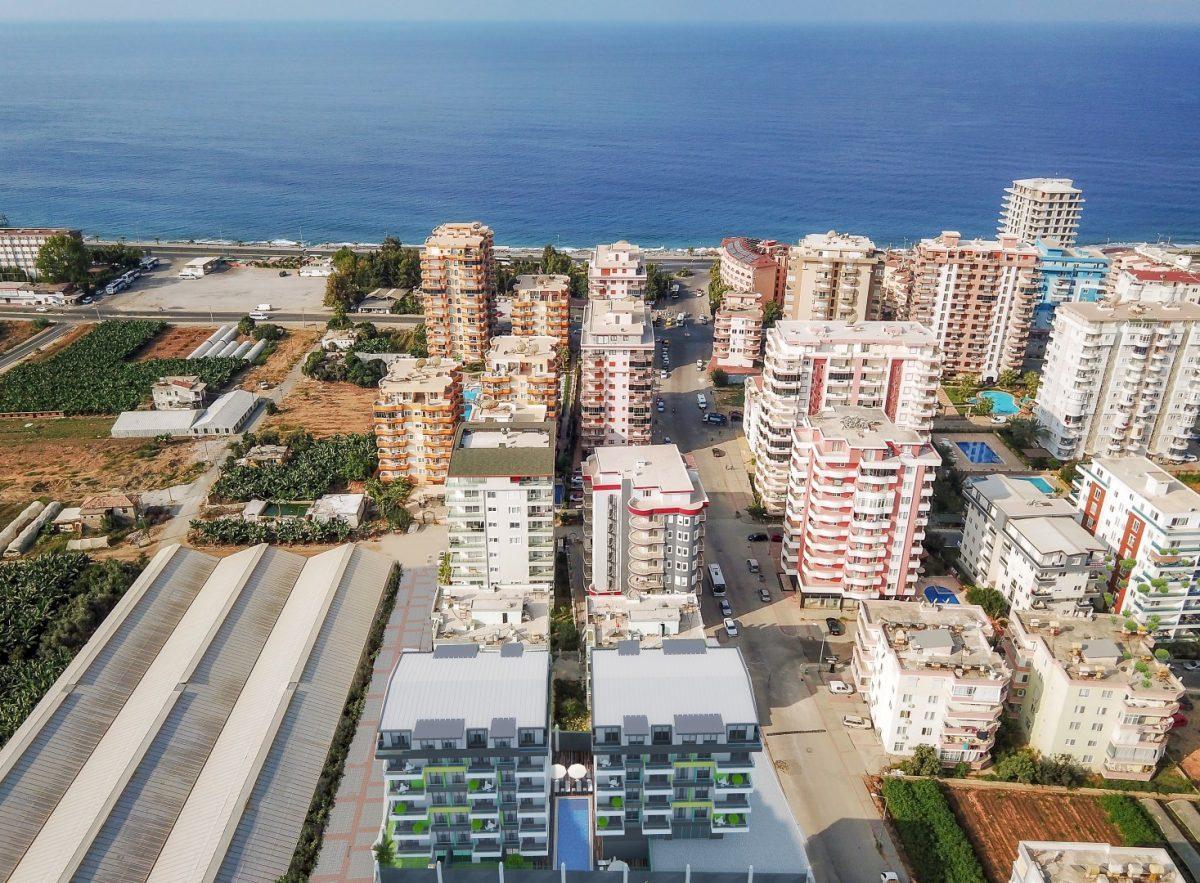 Бюджетный жилой комплекс в 300 метрах от моря, район Махмутлар - Фото 9