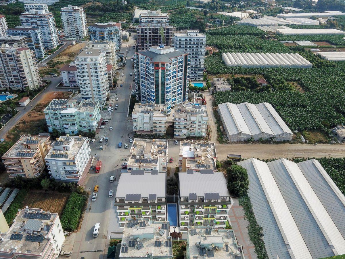 Бюджетный жилой комплекс в 300 метрах от моря, район Махмутлар - Фото 10