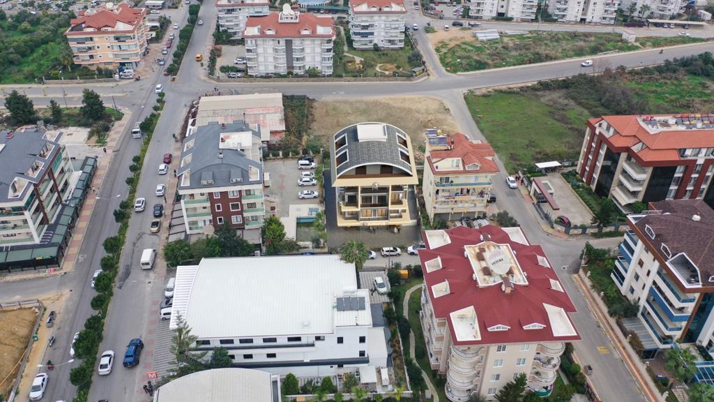 Жилой комплекс на этапе строительства в центральном районе Оба - Фото 9