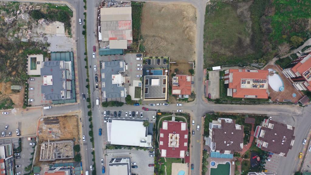 Жилой комплекс на этапе строительства в центральном районе Оба - Фото 8
