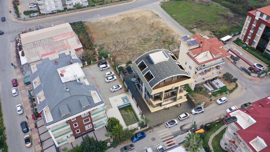 Жилой комплекс на этапе строительства в центральном районе Оба - Фото 7