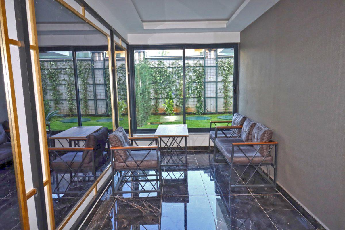 Новая двухуровневая квартира в самом центре Алании - Фото 9