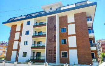 Новая двухуровневая квартира в самом центре Алании