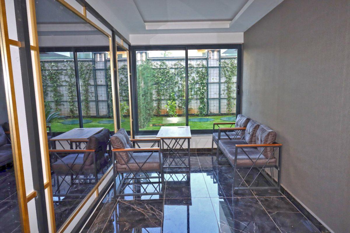 Новая квартира в центре Алании в 250 метрах от знаменитого пляжа Клеопатры - Фото 10