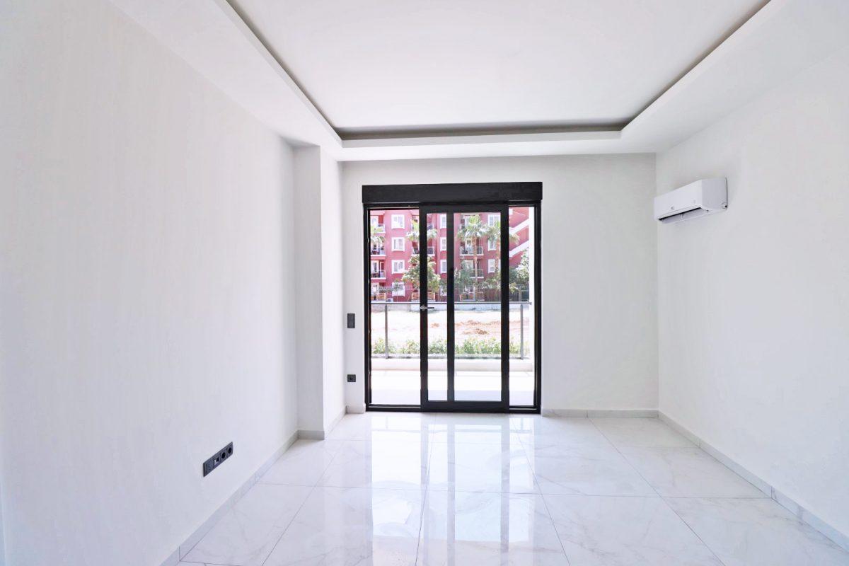 Новая квартира в центре Алании в 250 метрах от знаменитого пляжа Клеопатры - Фото 12