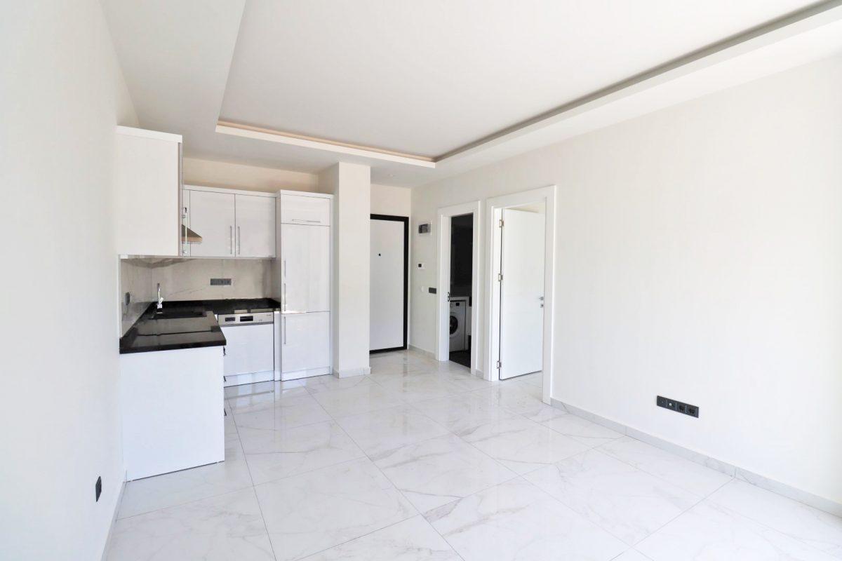 Новая квартира в центре Алании в 250 метрах от знаменитого пляжа Клеопатры - Фото 13