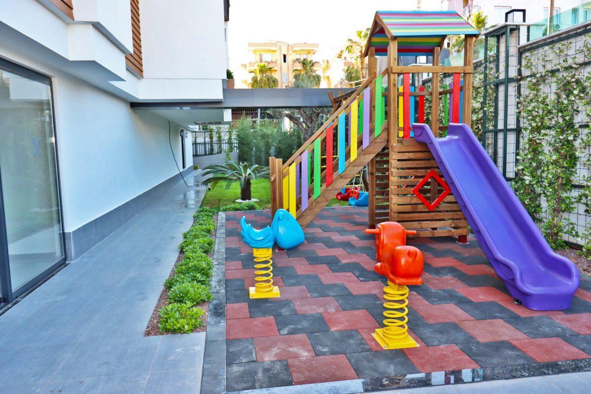 Новая двухуровневая квартира в самом центре Алании - Фото 6