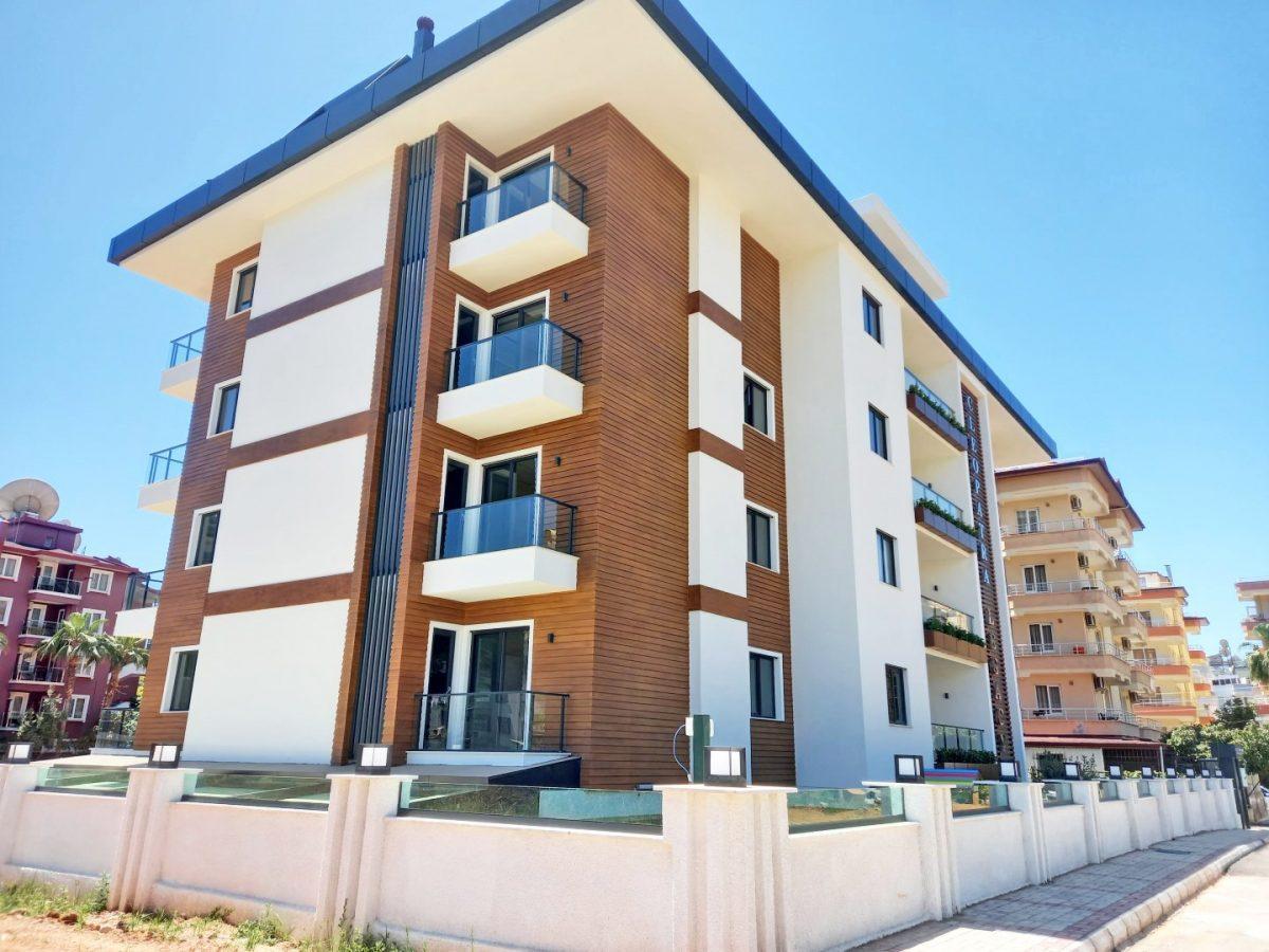 Новая квартира в центре Алании в 250 метрах от знаменитого пляжа Клеопатры - Фото 2
