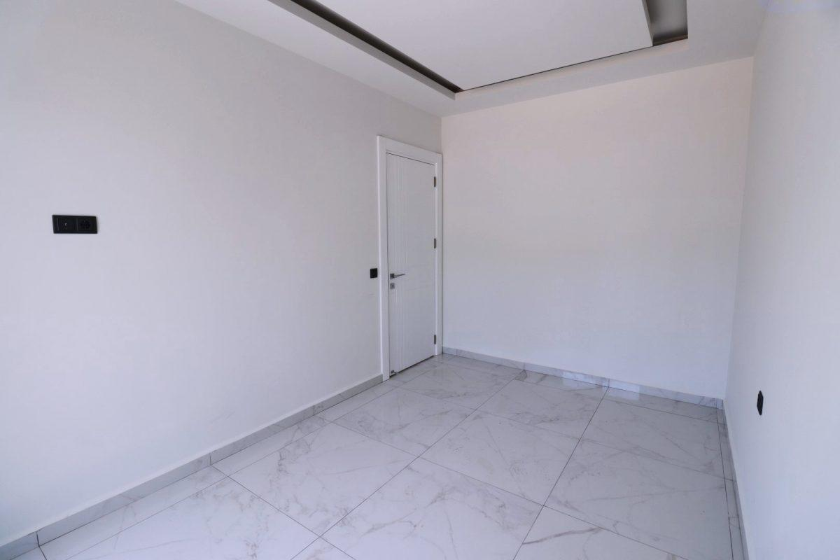 Новая квартира в центре Алании в 250 метрах от знаменитого пляжа Клеопатры - Фото 15