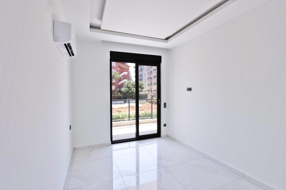 Новая квартира в центре Алании в 250 метрах от знаменитого пляжа Клеопатры - Фото 16