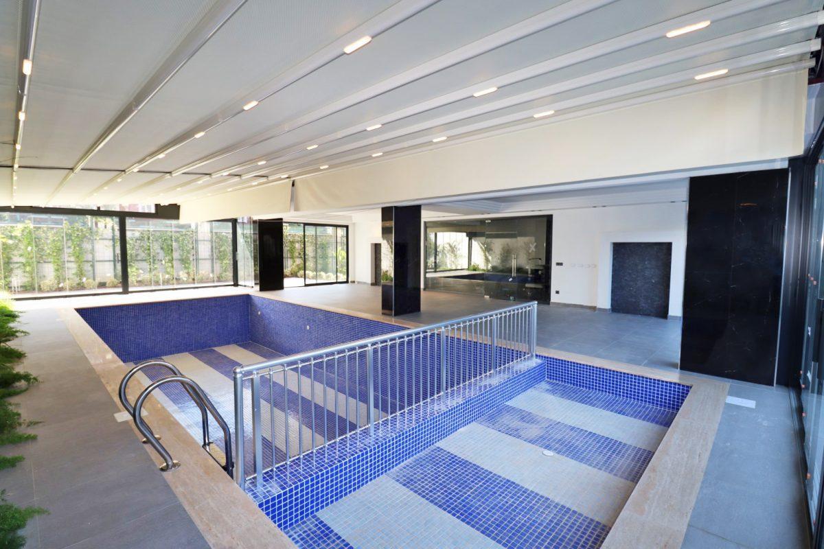Новая двухуровневая квартира в самом центре Алании - Фото 8