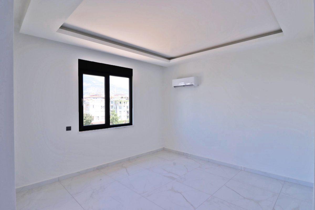 Новая двухуровневая квартира в самом центре Алании - Фото 13