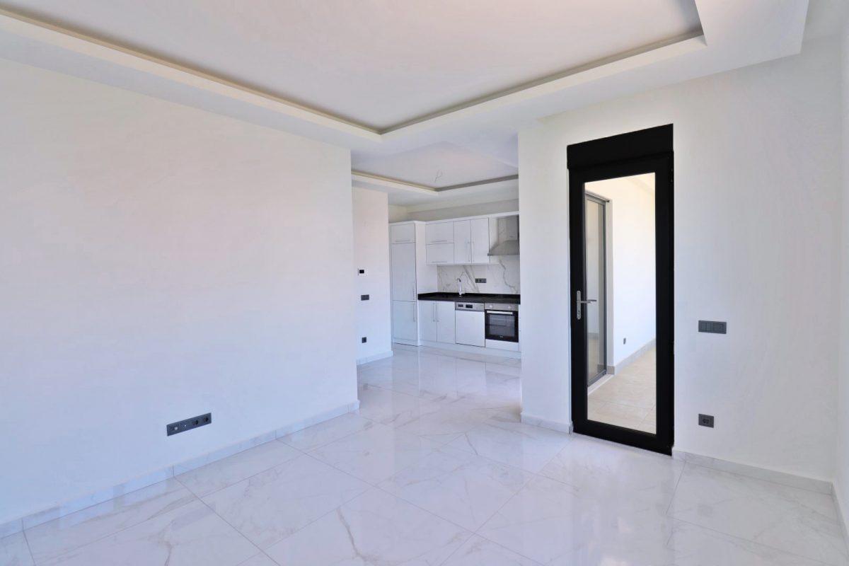 Новая двухуровневая квартира в самом центре Алании - Фото 14