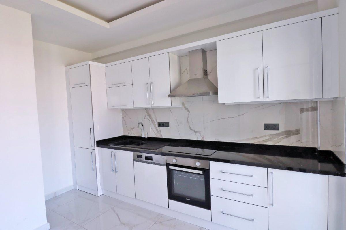 Новая двухуровневая квартира в самом центре Алании - Фото 12